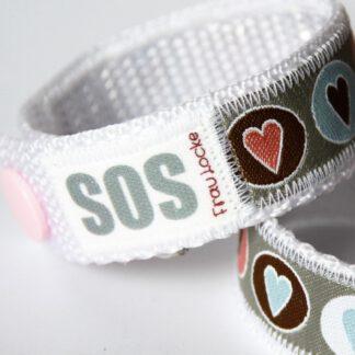 SOS-Armbänder