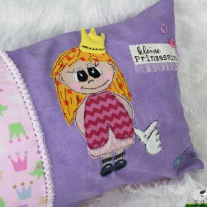 Kissen Prinzessin TiLu-Design (1)